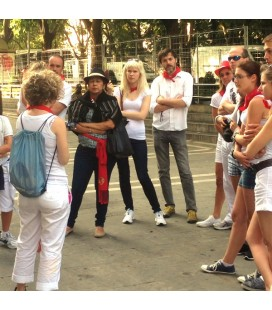 Running of the bulls guided tour 2019